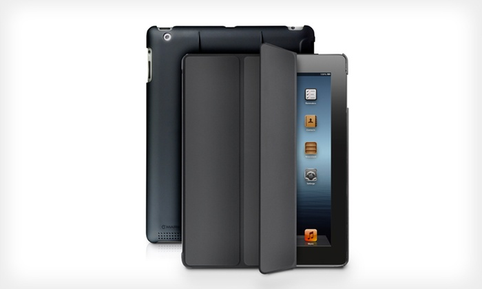Marware MicroShell Folio Case for iPad 3: $15 for a Marware MicroShell Folio Case for the new iPad ($59.99 List Price). Free Shipping.