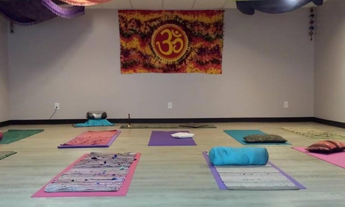 Koyala Yoga - Lilburn: Four Weeks of Unlimited Yoga Classes at Koyala Yoga (69% Off)