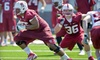 Stanford Football vs. Washington State - Stanford: $40 for Stanford Football Game for Two at Stanford Stadium on Saturday, October 27 ($94 Value)