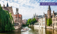 Bruges: 2-Night Mini Cruise with 1- or 2-Night Stay at a Choice of Hotels*