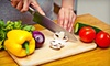 Up to 52% Off at Raw Vegan Cafe in Lockport