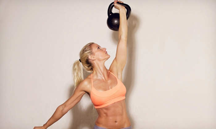 Baltimore Martial Arts Academy - Baltimore Martial Arts Academy: 5 or 10 Kettlebell-Fitness Classes at Baltimore Martial Arts Academy (Up to 58% Off)