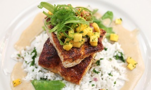 Barclay's American Grille : Burgers, Steaks,and Seafood for Dinner at Barclay's American Grille (Up to58%Off). Two Options Available.