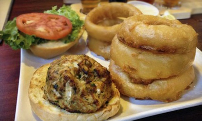Fire Station 1 Restaurant and Brewing Company - Silver Spring: $15 for $30 Worth of Pub Food at Fire Station 1 Restaurant and Brewing Company