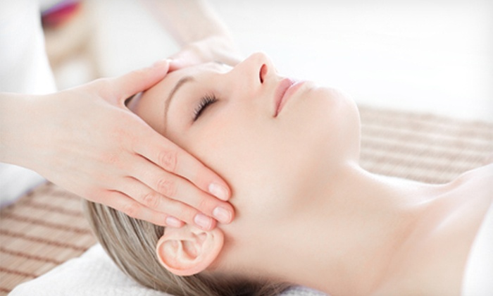Total Serenity Day Spa - Center City West: 60-Minute Swedish Massage, Custom Facial, or Both at Total Serenity Day Spa (Up to 52% Off)