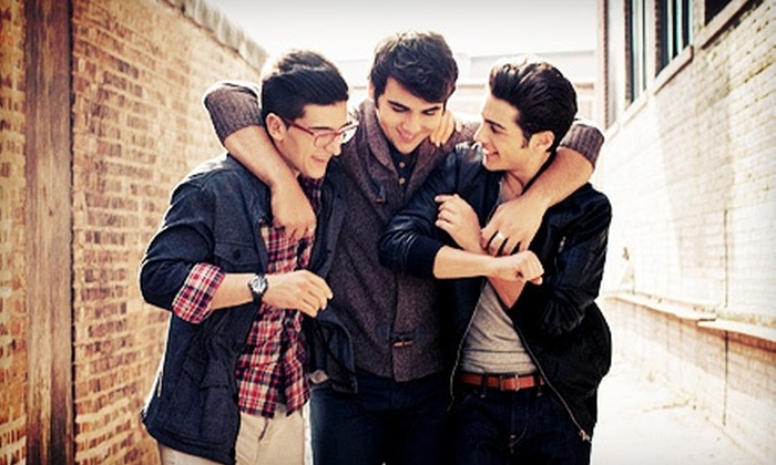 Il Volo - Concord: Il Volo at Sleep Train Pavilion at Concord on August 27 at 8 p.m. (Up to 42% Off)