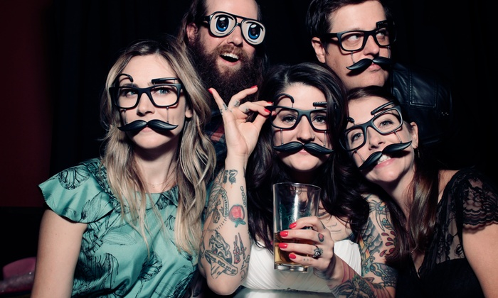 The Big Bad Booth Company - Miami: $385 for $700 Worth of Photo-Booth Rental — The Big Bad Booth Company