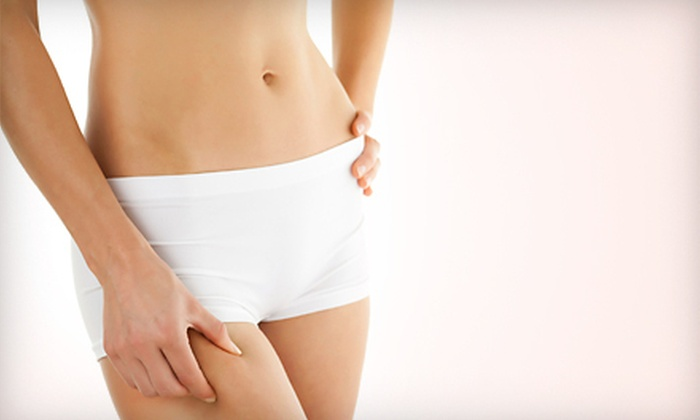 Sun City Medical Clinic - Saint Vitus: Four or Six Laser Body-Contouring Treatments at Sun City Medical Clinic (78% Off)