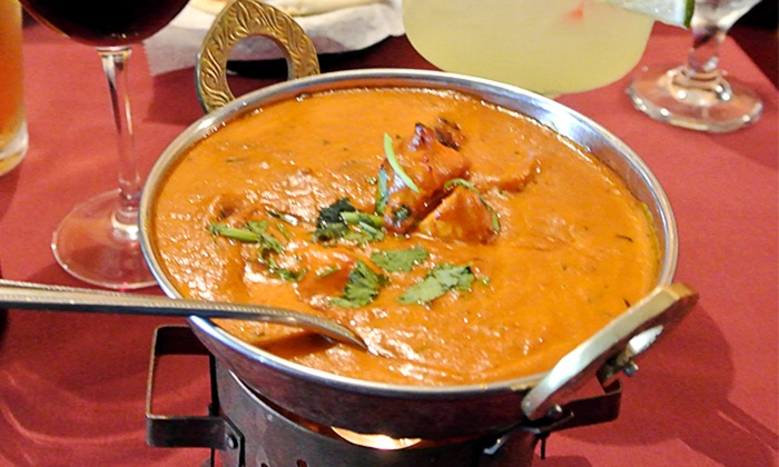 Elmwood Grill & Bar - West Hartford: $15 for $25 Worth of Indo-Chinese and Middle Eastern Food at Elmwood Grill & Bar