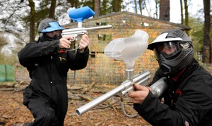 Nationwide Paintball UK: 10 Paintball Passes at Choice of Location with Nationwide Paintball UK