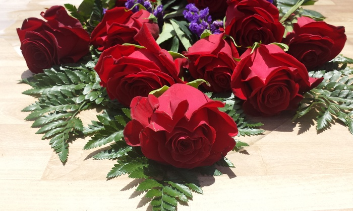 Limousine Flowers - South Salt Lake City: $12 for $24 Worth of Long Stem Roses at Limousine Flowers