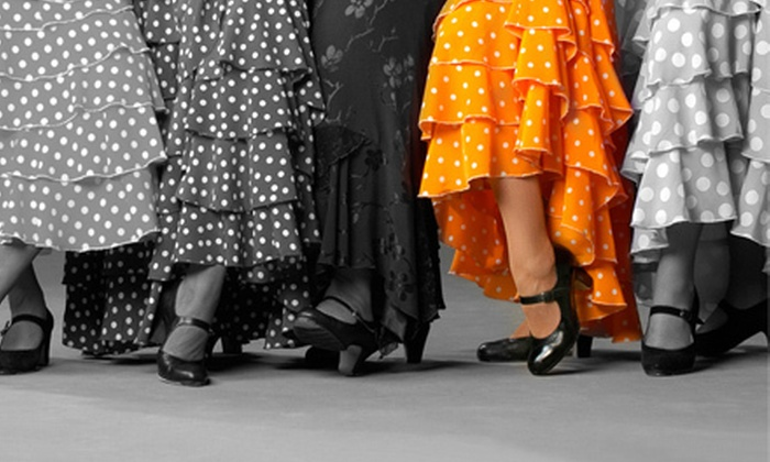 Centro Flamenco - West Point Grey: Six-Week Beginner Flamenco Dance Course for One or Two at Centro Flamenco (Up to 73% Off)