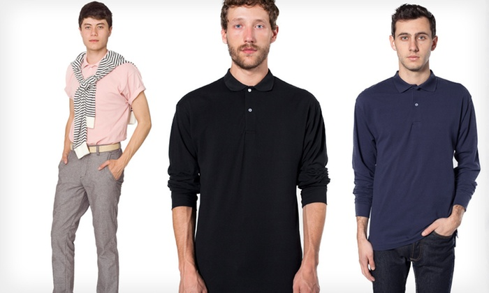 American Apparel Shirt or Pant: American Apparel Shirts and Pants (Up to 43% Off). Multiple Options Available. Free Shipping and Returns.