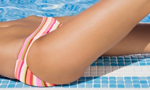 A 2 Z Hair Studio: One or Two Brazilian Waxing or Sugaring Treatments at A 2 Z Hair Studio (Up to 57% Off)
