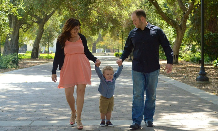 Kinsey & Co. Photography - Inland Empire: 60-Minute Family Photo Shoot from Kinsey & Co. Photography (73% Off)