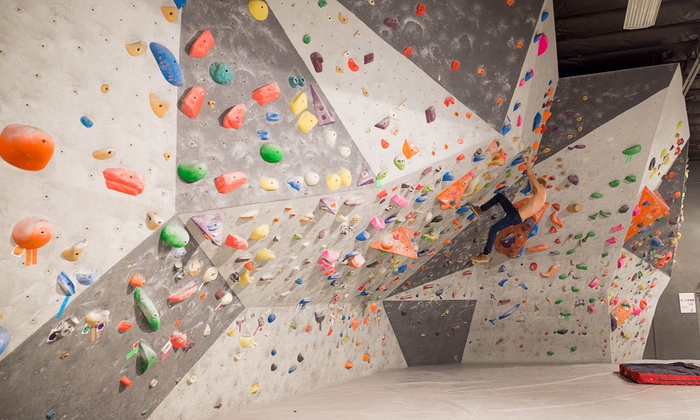 Vital Climbing Gym - Winchester - Silverhawk: 10 Rock-Climbing Visits or a One- or Three-Month Membership at Vital Climbing Gym - Murrieta (Up to 46% Off)