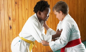 K.I.C.K. Karate: One or Two Months of Martial Arts Classes for a Kid or Adult at K.I.C.K. Karate (Up to 79% Off)