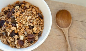 The Brewmaster's Bakery: Brew Dog Gift Bag or Three 8-Ounce Bags of Locally Sources Granola from The Brewmaster's Bakery (Up to 52% Off)