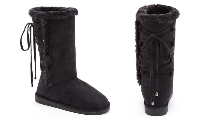 Serene Comfort Ned Women's Boots (Size 7)   Groupon