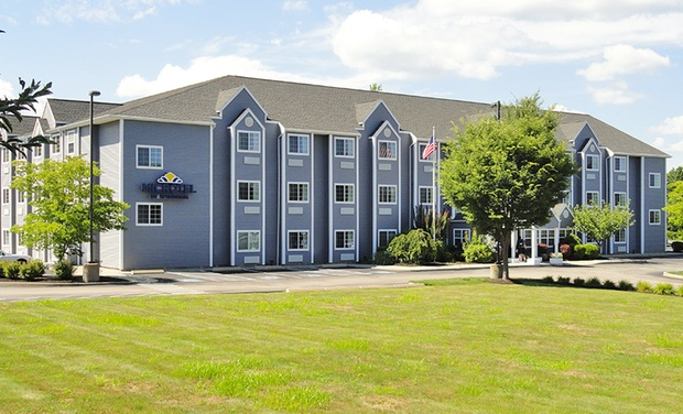Microtel Inn & Suites by Wyndham Uncasville - Uncasville, CT: Stay at Microtel Inn & Suites by Wyndham Uncasville in Montville, CT. Dates into November.