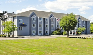 Stay At Microtel Inn & Suites By Wyndham Uncasville In Montville, Ct. Dates Into March.