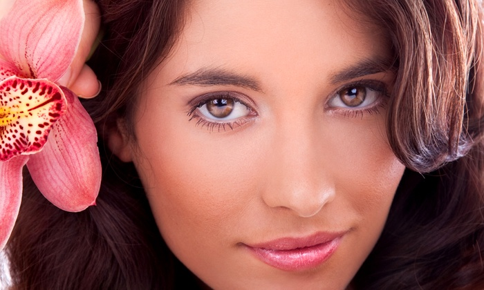 Primped Beauty Studio University - Mallard Creek - Withrow Downs: Two, Three, or Six Microcurrent or Phototherapy Facials at Primped Beauty Studio University (Up to 54% Off)