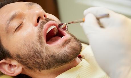 Férula de descarga semirrígida o rígida Michigan con limpieza bucal desde 69 € en Salud Dental Blanco