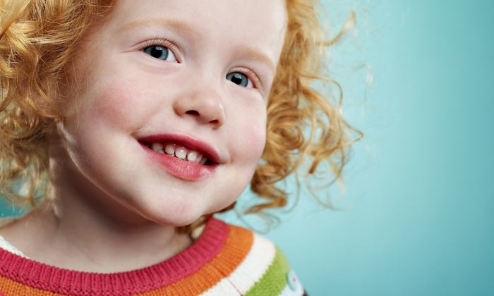 Smile Angels Of Beverly Hills/Dr. Bruce Vafa - Beverly Hills: Kids' Dental Checkups at Smile Angels Of Beverly Hills/Dr. Bruce Vafa (Up to 91% Off). Four Options Available.