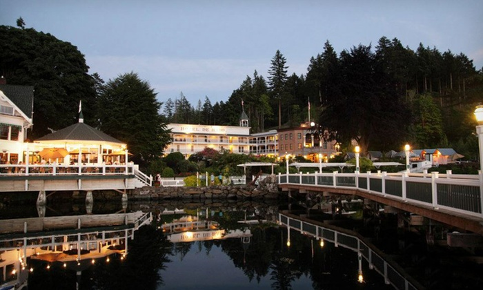Roche Harbor Resort - Friday Harbor, WA: 2-Night Stay for 2 in a McMillin Suite or Up to 4 in a Quarryman Hall Room at Roche Harbor Resort on San Juan Island, WA