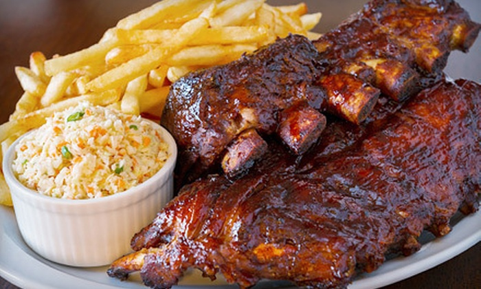 Marlowe's Ribs and Restaurant - Mc Kellar - Whitehaven-Levi PD: $10 for $20 Worth of Barbecue, Burgers, and American Comfort Food at Marlowe's Ribs and Restaurant