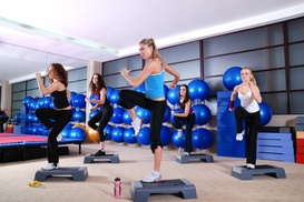 WE Fitness Club, Old Bridge NJ: Two Weeks of Membership and Unlimited Fitness Classes at WE Fitness Club (45% Off)
