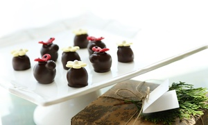 The Cordial Cherry: $16 for $30 worth of Chocolate Truffles and Candies at The Cordial Cherry