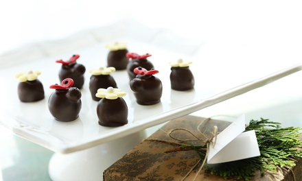 $16 for $30 worth of Chocolate Truffles and Candies at The Cordial Cherry