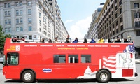 GROUPON: Up to 30% Off Double-Decker DC Bus Tour CitySights DC