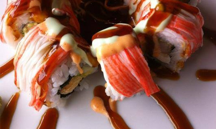 Geisha Steak & Sushi - Far North Dallas: $19 for $30 Worth of Japanese Cuisine for Two or More at Geisha Steak and Sushi Restaurant