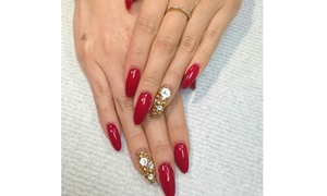 M&M studio nyc: Up to 51% Off Gel manicure and pedicure at M&M Studio NYC