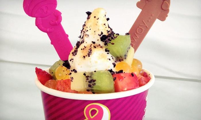 Menchie's Frozen Yogurt - Chatsworth: $6 for $12 Worth of Frozen Yogurt at Menchie's Frozen Yogurt