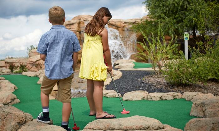 Lynwood Roller Rink and Miniature Golf - Lynwood: Mini Golf and Roller Skating at Lynwood Roller Rink and Miniature Golf (Up to 50% Off). Six Options Available.