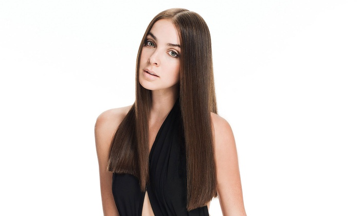Toni&Guy - Arrowhead Town Center: $146 for a Straightening Treatment and Blowout at Toni&Guy ($330 Value)