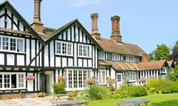Norwich: 1 to 3 Nights for Two with Breakfast and Option for Wine at Lenwade House Hotel