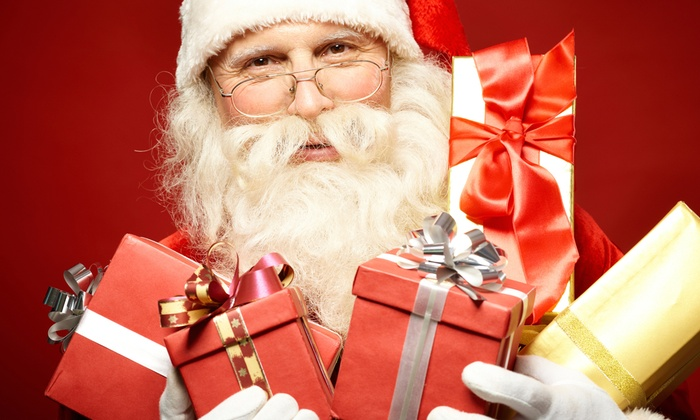 LIVE Party Tours - Miami Beach Convention Center: Party Shuttle to Santa's Enchanted Forest from LIVE Party Tours (44% Off), available select dates 11/23-12/27