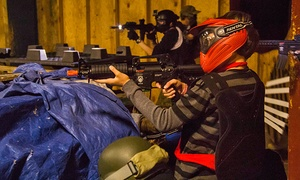 VIP Airsoft: Four-Hour Session of Indoor Airsoft with Equipment Rental for 1, 2, 4, 10, or 20 at VIP Airsoft (Up to 55% Off)