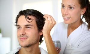 BAJO Haircuts: One or Two Mens Grooming Packages at BAJO Haircuts (Up to 54% Off)