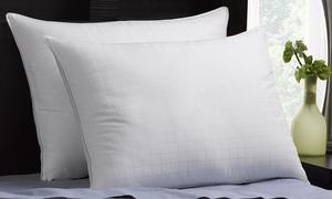 Luxe Memory Foam Neck Pillow