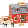 Melissa & Doug Fold-and-Go Barn