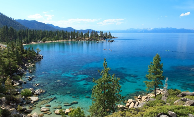 Secrets Inn - South Lake Tahoe, CA: Stay with Romance Package at Secrets Inn in South Lake Tahoe, CA. Dates into January.