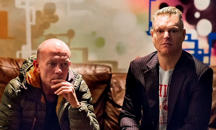 Erasure - The Santander Performing Arts Center: Erasure at The Santander Performing Arts Center on Sunday, September 21 (Up to 62% Off)
