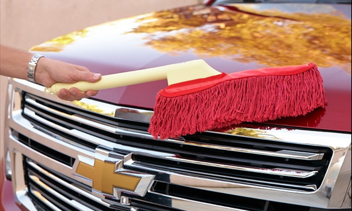 original california car duster groupon goods. Black Bedroom Furniture Sets. Home Design Ideas