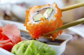 Kabuki sushi & fusion: 10% Off Your Purchase of $40 or More at Kabuki sushi & fusion