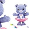 $17.99 for a Doodle Bear in Violet